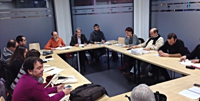 """La Presidencia de IU Aragón reafirma su """"apuesta por la Unidad Popular"""""""