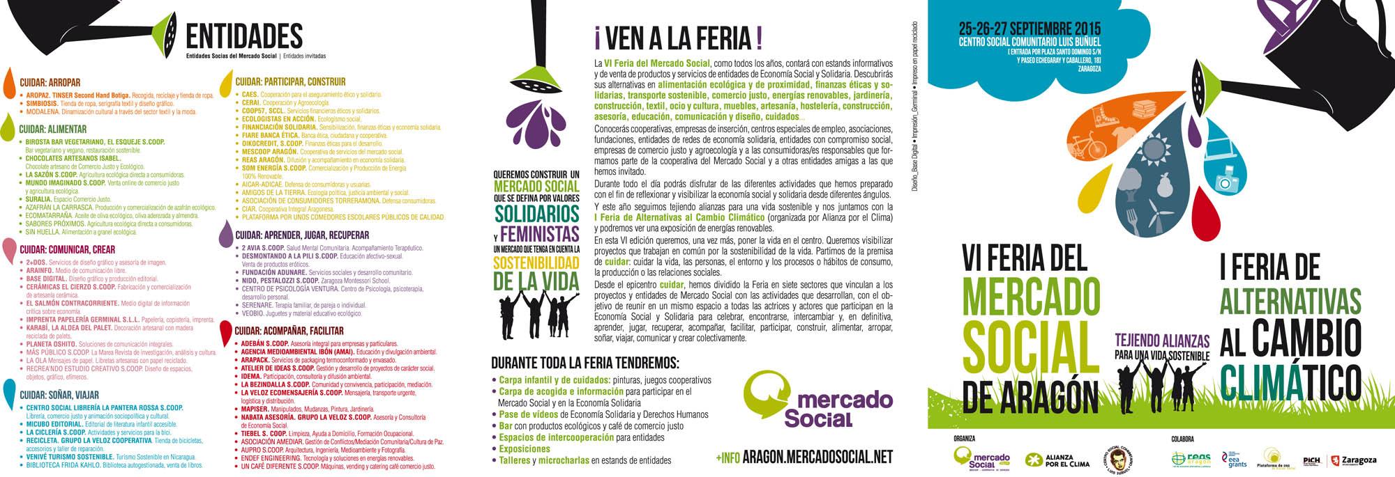 Programa VI Feria del Mercado Social-2