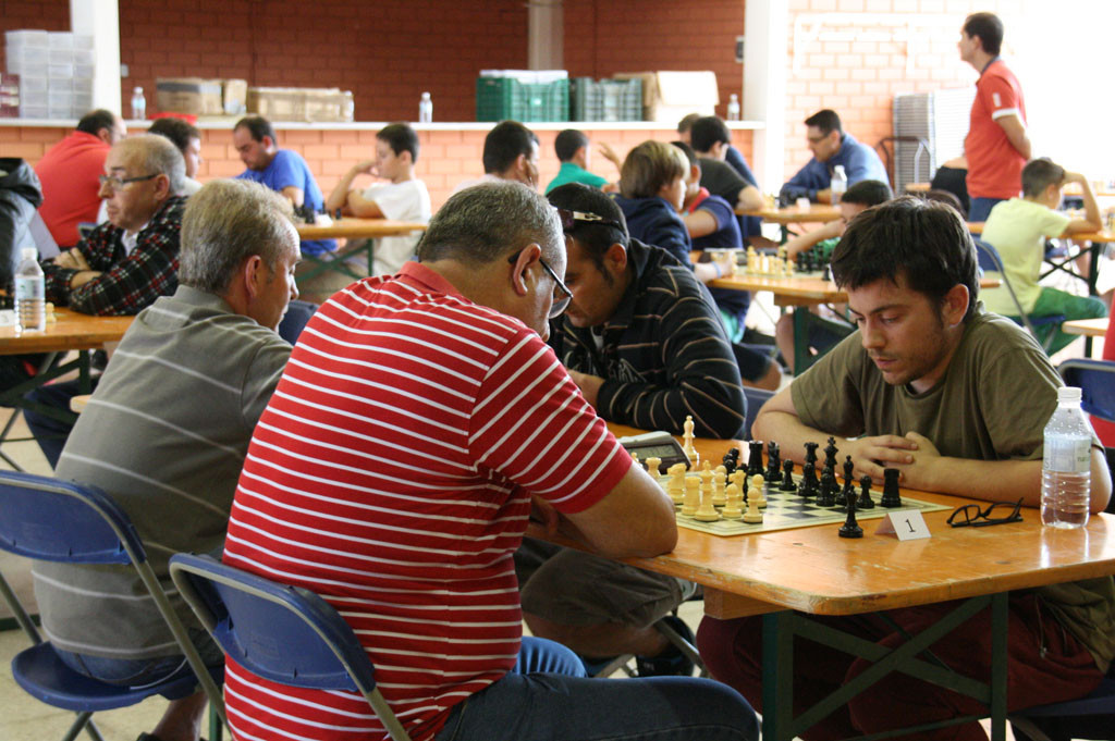 Joan Trepart, del Club Escacs de Lleida, gana el X Open de Ajedrez del Cinca Baixa