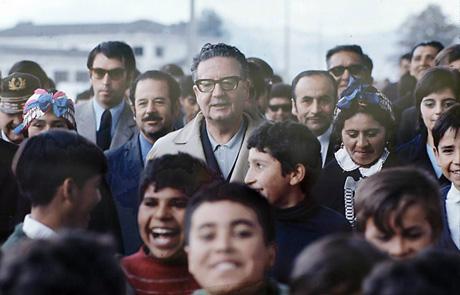 Salvador Allende inmortal