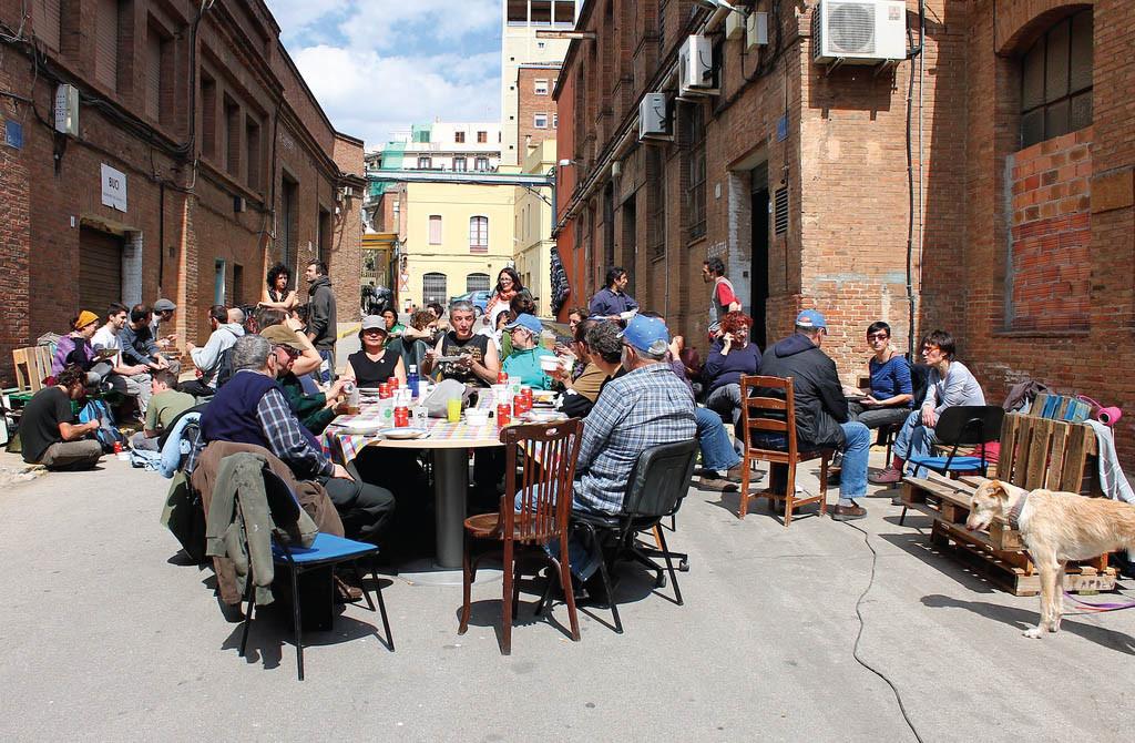 [Sábado] Recuperación del espacio público y derecho a la vivienda