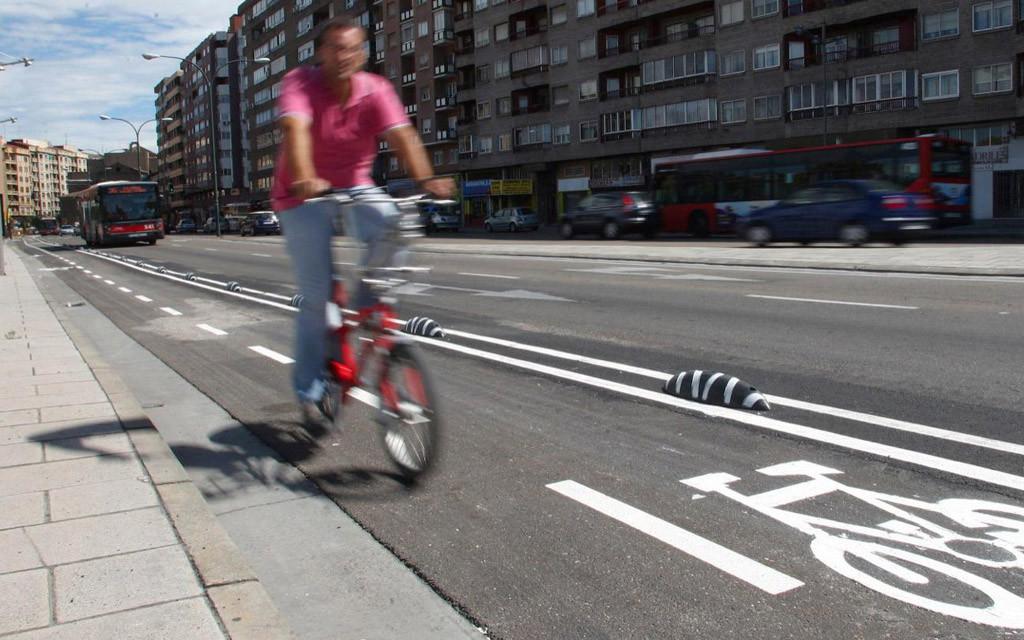El PP quiere detener las obras del carril bici del Paseo de la Constitución de Zaragoza
