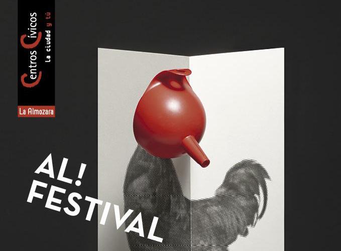 L´Almozara acoge este fin de semana una nueva edición del teatro de títeres Al! Festival