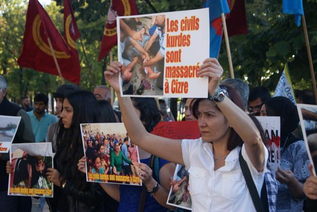 Decenas de muertos en el asedio militar a la ciudad kurda de Cizre