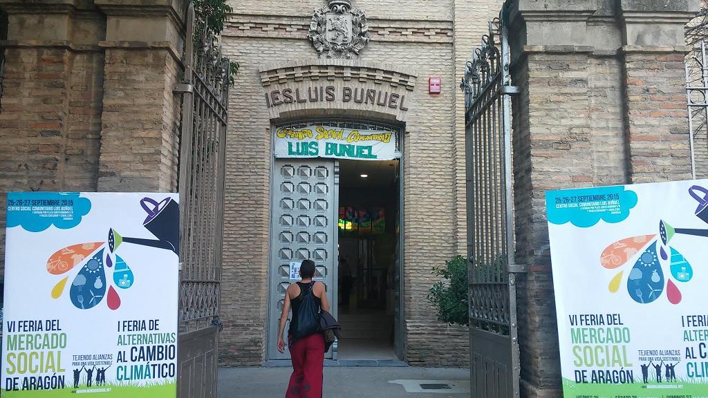La VI Feria del Mercado Social de Aragón confirma que la Economía Solidaria abarca todos los sectores de consumo