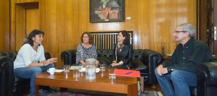 La ciudad de Zaragoza preparada para acoger a las personas refugiadas