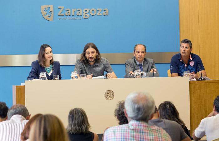 Zaragoza celebra la XXXII edición de la Milla Urbana Delicias