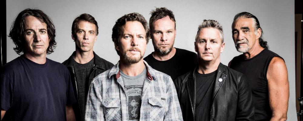 Pearl Jam tiene previsto grabar nuevo disco
