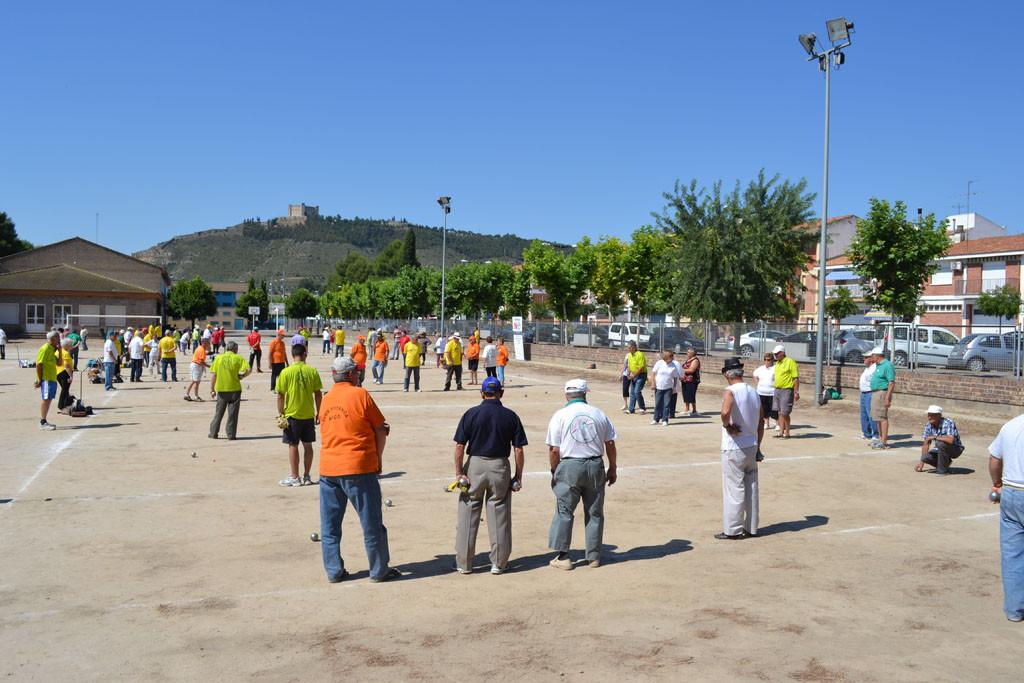 Más de un centenar de personas participarán en el XXII Torneo Comarcal de Petanca de Mequinensa