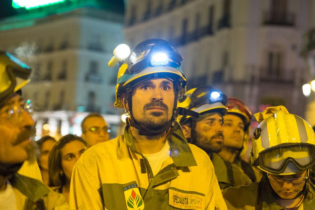 Continúan las reuniones para eludir las sanciones a los bomberos de BRIF Daroca