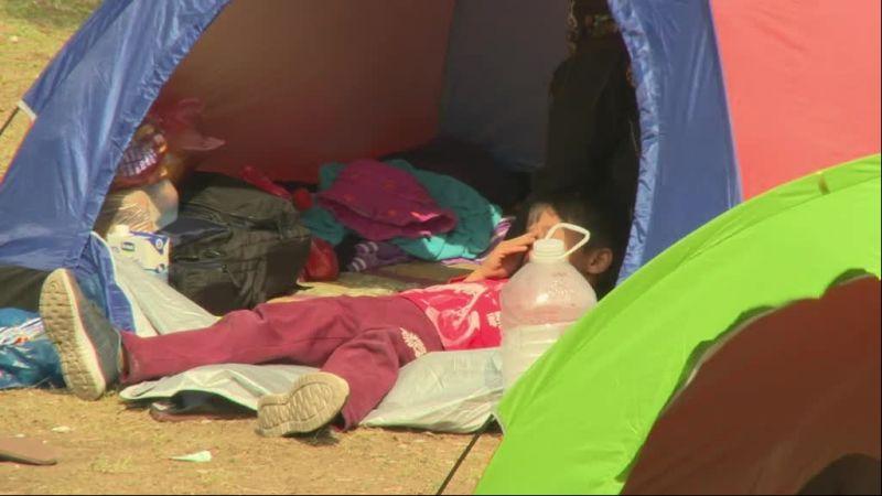 Cierre de fronteras y controles más estrictos para impedir la llegada de refugiados