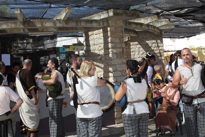 Azaila poblado íbero por un día en su undécima edición de Sedeisken