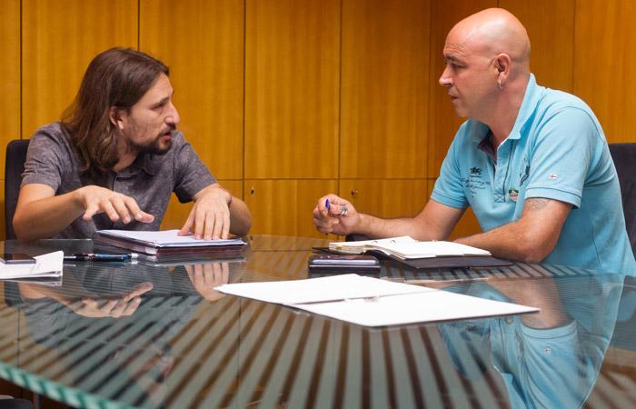 Los responsables de Vivienda de Zaragoza y Uesca irán de la mano en la lucha contra los desahucios