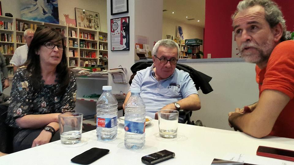 """""""El periodista canalla"""" en Zaragoza"""