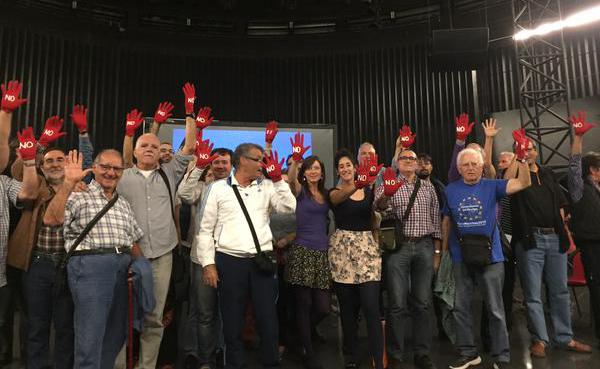 Ahora Aragón en Común continúa con su objetivo: la confluencia por el cambio