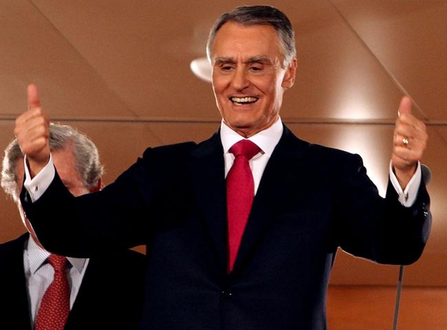 El presidente de Portugal quiere impedir gobierno de centro-izquierda por mandato de la troika