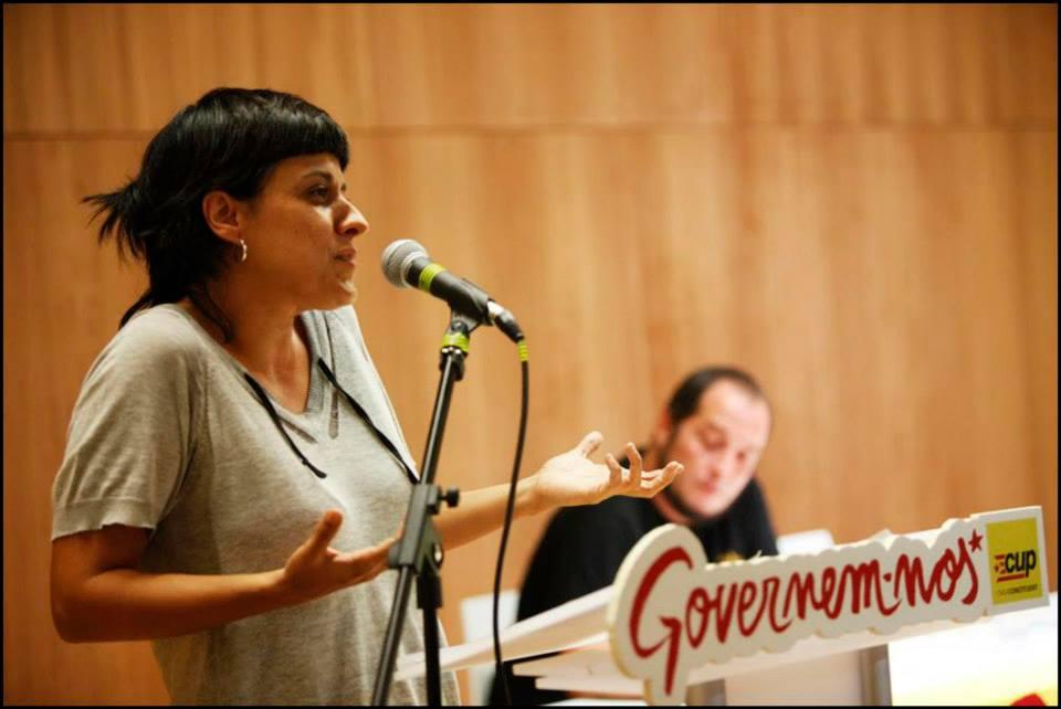 """La CUP propone un Govern con """"presidencia coral"""" y presencia de mujeres"""