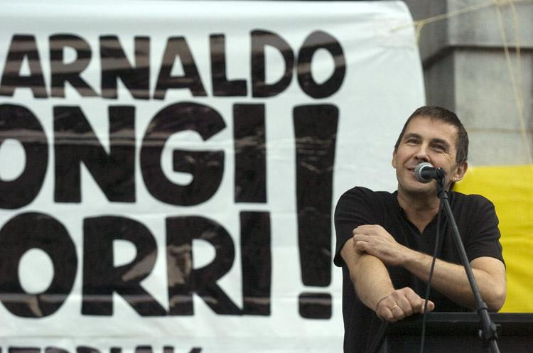 """La inhabilitación de Arnaldo Otegi """"no tendrá efecto real"""""""