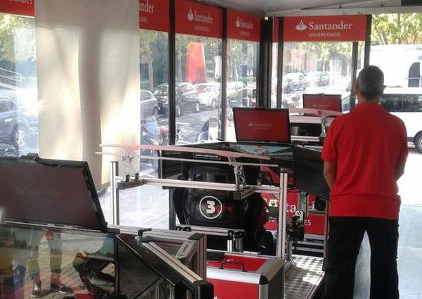CEPA critica la instalación del Red Box Santander en el Campus de la Universidad de Zaragoza