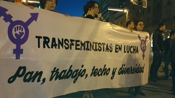 7N: Marcha estatal contra las violencias machistas en Madrid