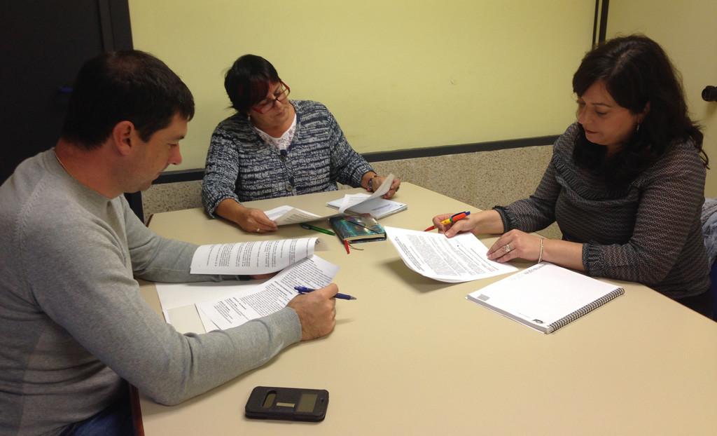El Observatorio de la Contratación de Uesca avanza con la ayuda de diferentes agentes sociales