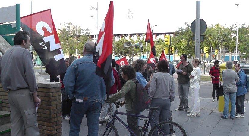 Obligan al SALUD a retirar un expediente sancionador contra un sindicalista de CNT