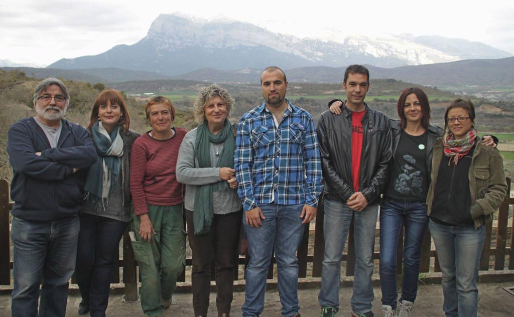 Cambiar Aínsa impulsará acuerdos sobre el ICA y sobre la concesión de becas de comedor en territorios rurales
