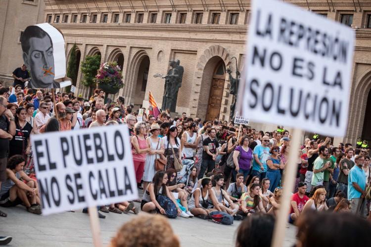 """IV Aniversario de Grupo Derechos Civiles 15M: """"Exigimos que cumplan las leyes que ellos mismos han creado"""""""