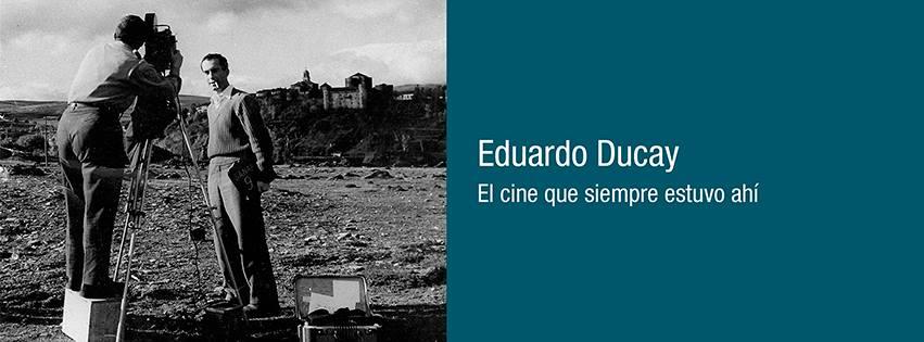 """El documental """"Eduardo Ducay. El cine que siempre estuvo ahí"""", de Vicky Calavia, seleccionado para la Seminci"""