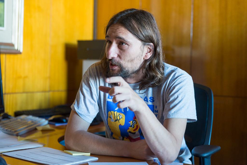Pablo Híjar pide a la SAREB que suspenda el desalojo de cuatro familias en Santa Isabel