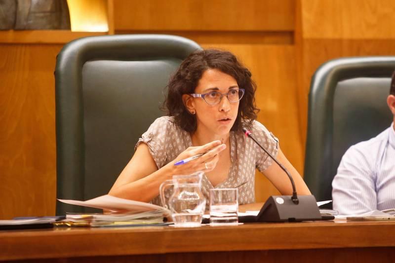 Giner avanza que se ejecutarán todas las obras previstas en barrios rurales de Zaragoza