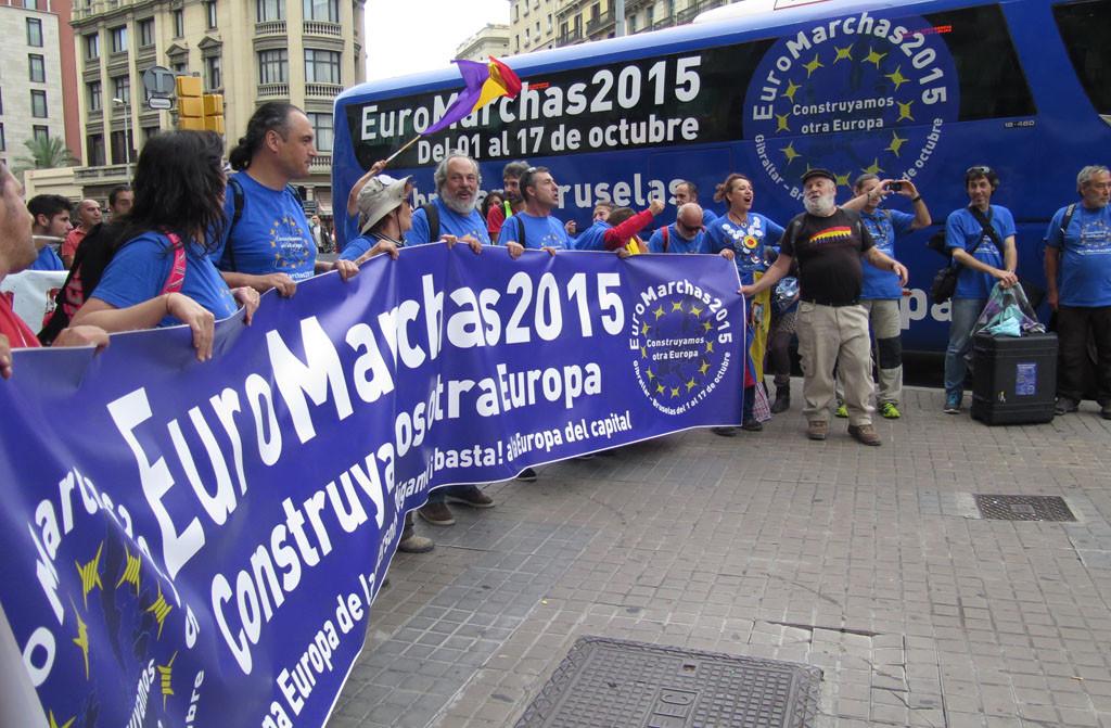 Las Euromarchas llevarán a Bruselas la voz en defensa de los ríos y por el cumplimiento de la Directiva Marco de Aguas