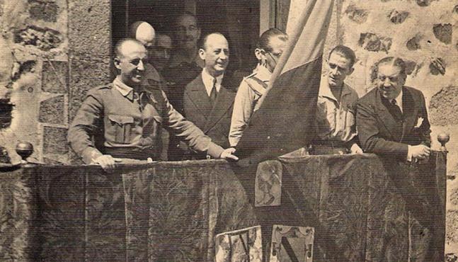 PP, PAR y Ciudadanos impiden que se retire a Franco la medalla de oro de Calatayud