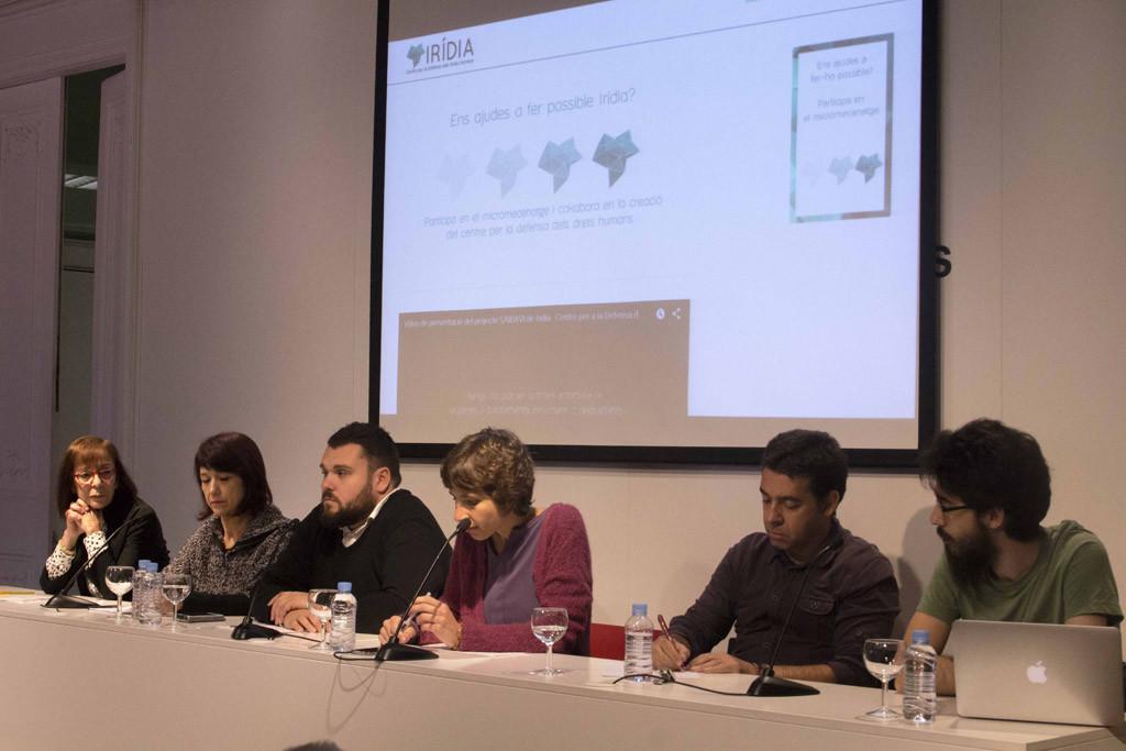 Neix Irídia, centre per la defensa dels drets humans a Catalunya