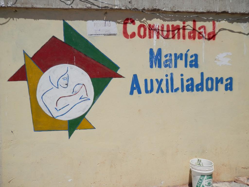 Comunidad María Auxiliadora (Bolivia): Construyendo desde la autogestión un hábitat para la mujer