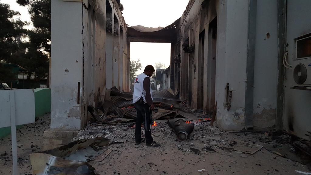 MSF denuncia la flagrante violación del Derecho Internacional Humanitario