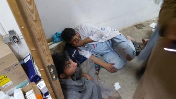 MSF exige una investigación independiente por el bombardeo de EEUU a su hospital en Kunduz
