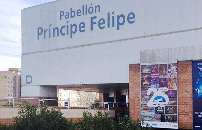 El Gobierno de Zaragoza estudia interponer recurso a la sentencia sobre el nombre del pabellón Príncipe Felipe