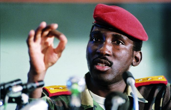 Se cumplen 28 años del asesinato del líder revolucionario Thomas Sankara