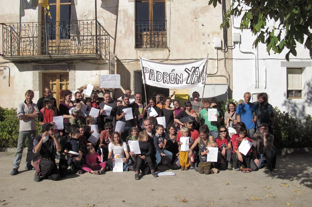El Ayuntamiento de Caldearenas incluye en el padrón a los habitantes de Sieso de Chaca