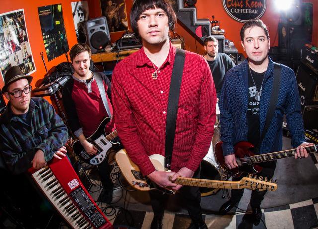 Sonidos punkrockers con The Connection y The New Trocaderos, este martes en el Pub Eccos