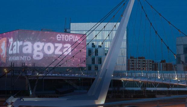 Etopia Centro de Arte y Tecnología, epicentro de los contenidos digitales de On Topic XL