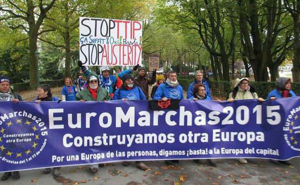 El PCE Aragón llama a la movilización social del 17 de octubre
