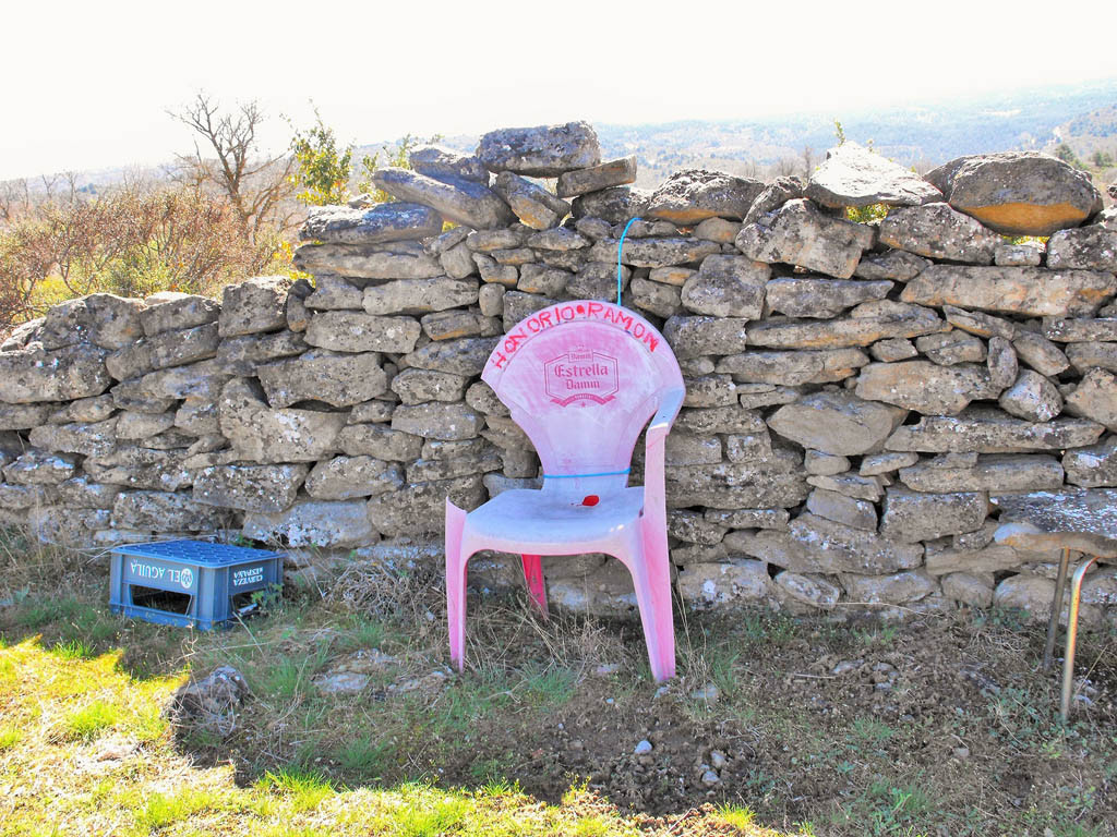 Ixa malotía cronica clamada despoblación rural