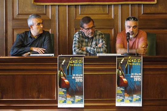 Teruel se convierte en la capital aragonesa del Jazz