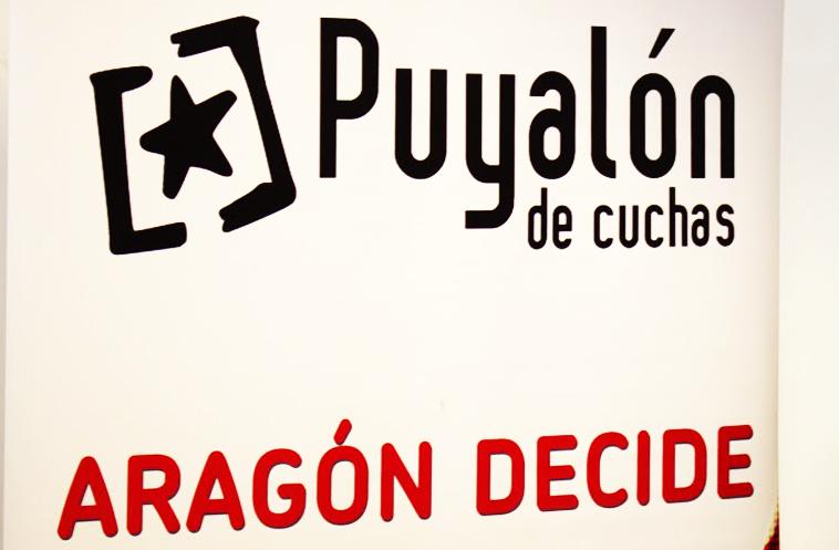 Puyalón apuesta por una candidatura única de carácter rupturista