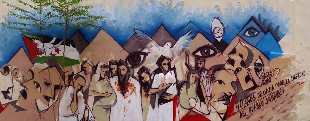 La Comunidad Saharaui en Aragón celebra una jornada sobre el Sahara