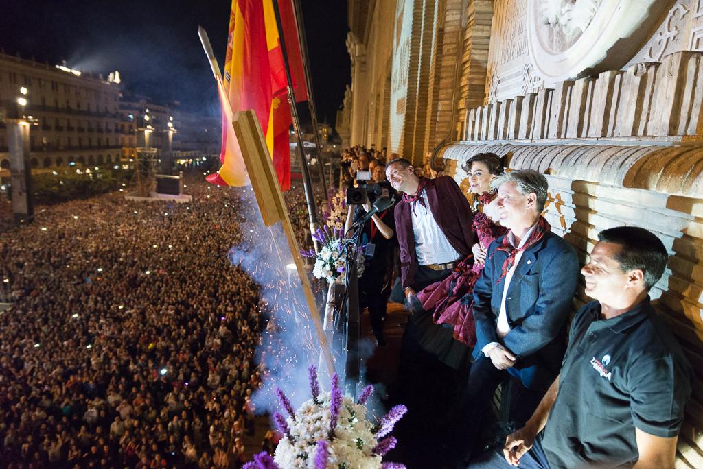 """Pilares 2015, """"las fiestas de la gente y de la calle"""""""