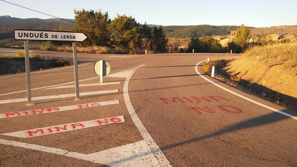 El gobierno en funciones del PSOE da el visto bueno medioambiental a Mina Muga