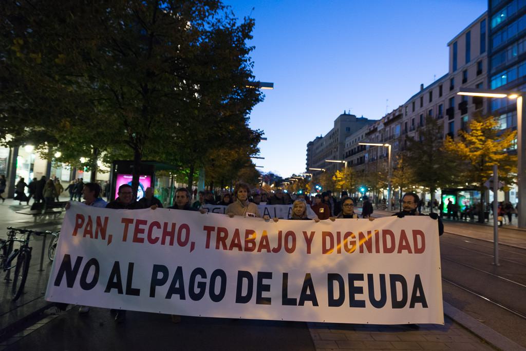 Las Marchas de la Dignidad vuelven a las calles este próximo 25 de febrero
